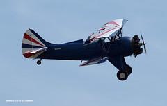 160403_38_MEL_N30169 (AgentADQ) Tags: show plane airplane waco florida aviation air melbourne 1941 biplane 2016 upf7