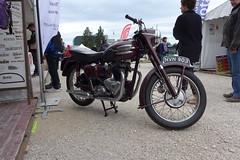 Triumph 5T Speed Twin 1957 500cc OHV (Michel 67) Tags: classic vintage motorbike antigua antiguas triumph moto motorcycle ancienne motocicleta motorrad cml vecchia motocicletas motocyclette 5t clasica vecchie clasicas motociclette motociclete classik motocyklar motocicleti motocicletti