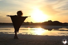 Never expected to be so ecstatic amid miles of pure salt dunes. #simplepleasures #naturegirl http://ift.tt/1TtOTuy (THE GLOBAL GIRL) Tags: globalgirl globalgirlndoema siwaoasis siwa desert libyandesert libya egypt oasis theglobalgirlcom travel wanderlust africa northafrica theglobalgirl ndoema sunset