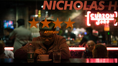 Attitude (JCatterson) Tags: street cinema london zeiss 35mm stars candid sony soho a7 curzon