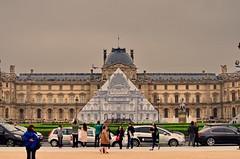 Paris Juin 2016 - 97 JR a fait disparatre la pyramide duLouvre (paspog) Tags: paris france louvre jr pyramide pyramidedulouvre