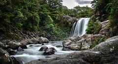 tawhai falls 4a (Bilderschreiber) Tags: tawhai falls waterfall wasserfall tongariro national park newzealand new zealand neuseeland nationalpark volcanic plateau north island nordinsel jungle dschungel water wasser vulkan
