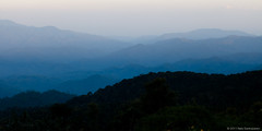 Huai Nam Dang, Mae Hong Son (natssant) Tags: park winter mountain sunrise thailand son hong national dang mae northern nam huai 2011
