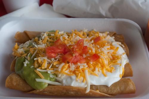 El Azteca Taco Shop - Lunch