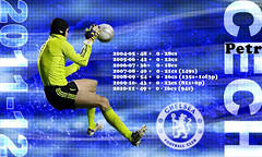Petr Cech - Chelsea FC 2011-12 (The_Old_Grey_Wolf) Tags: bridge cup football chelsea soccer stamford fc petr premier league champions fa 2012 cfc 2011 cech