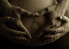 Parents to be (Paula Bailey) Tags: woman baby sepia female parents hands dad child hand heart father birth mother pregnancy pregnant maternity fertility bump maternal childbirth expectant expecting fertile mothertobe fecund expectantmother fathertobe babybump bumptobaby