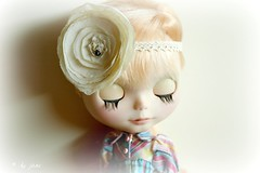 ✿ Flower power headband ✿