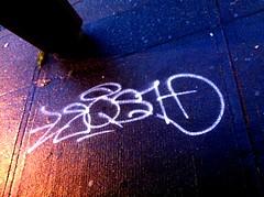 Leqs1 (Grimey  Trains) Tags: street canada art vancouver graffiti bc tag bomb handstyle leqs leqs1