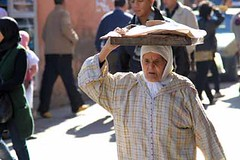 IMG_9387 (Jomak1) Tags: portrait woman tattoo scarf veil muslim markets hijab morocco medina niqab chin burqa chador souqs khimar facialtattoo carryingonhead trayonhead jomak1