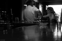 ... cerveseria ... (JoanCentellas) Tags: bw bn valladolid cerveseria medinaderioseco tierradecampos