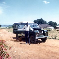 Murchison Falls National Park (Andy961) Tags: africa film nationalpark uganda landrover kodacolor 126 murchisonfalls