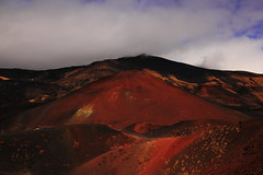 Cratere Silvestri Superiore - Etna (The evidence of things seen) Tags: fire sicily etna magma vulcano