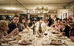 The Gansah Mishpucheh (tanguera75) Tags: thanksgiving family portrait food feast fun eating candid group mirrors laughting photochallenge
