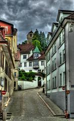 l'attesa (forastico) Tags: svizzera lucerna attesa d60 museggmauer forastico nikonflickraward luckyorgood