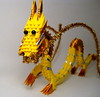 Yellow Gold Dragon #2