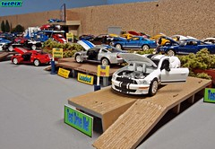 Mustang Madness: Canyon Park Ford (Phil's 1stPix) Tags: ford digital miniature hotwheels johnny shelby mustang gt cardealership diorama matchbox scalemodel diecast ertl johnnylightning racingchampions diecastcar diecastmodel mustangmadness diecasttruck diecastcollection 164scale shelbycollectibles diecastcollectible diecastvehicle 1stpix miniaturevehicle scalevehicle diecastdiorama 1stpixdiecastdioramas 1stpixdiecastdiorama canyonparkford diecastlayout 164scalediecast 164greenlight 1stpixdioramas diecastautomobile 164cardealer