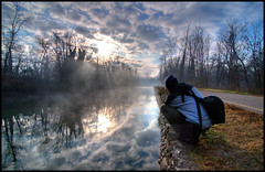 Naviglio (Gottry) Tags: italy panorama water river landscape ticino nikon italia wide tokina swamp acqua lombardia naviglio bernate d90 1116 lanca palode
