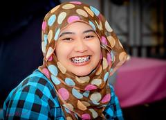 Erin (sydbad) Tags: canon erin hijab ii f18 50 metz af1 ef50mm mecablitz flowerofislam eos60d sharifaherina
