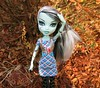 """Hi, everybody!"" (Leenechan) Tags: dolls frankiestein monsterhigh dayatthemaul"