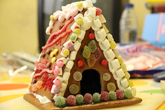 Gingerbread House (betty.) Tags:
