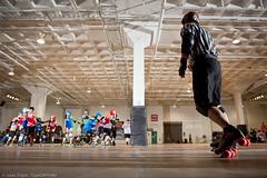 20111202.WorldCup2_2193 (Axle Adams) Tags: brazil toronto france sports rollerderby rollergirls skaters bunker worldcup derby skates bloodandthunder