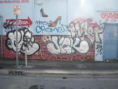 Mast Jick (Stalkin The Lines) Tags: graffiti florida miami fl spraypaint mast southflorida artbasel 2011 jick wynwood imok