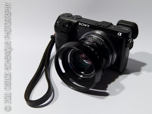 Sony NEX-7: First Impressions
