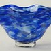 269. Art Glass Bowl by Lisa Oakley