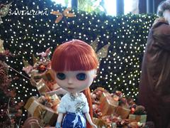 Aisha e o natal no Morumbi!!