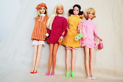 please get in line!!! My Francie squad wearing the Maddie mod outfits (puppi17) Tags: modfashion franciedoll quickcurlfrancie franciefashion hairfairfrancie franciemattel malibfrancie maddiemodfashion