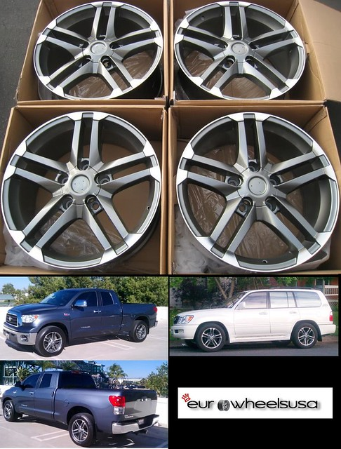 for inch wheels replica toyota tacoma 20