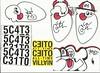 Ceitos (Blob Krew) Tags: atv ceito