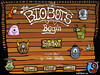 The BioBots Opening Screen
