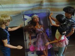 Welcome home, my little beauty! (Anelonka) Tags: ryan ken barbie harry cutie artsy fashionista jenson sporty latika larhette