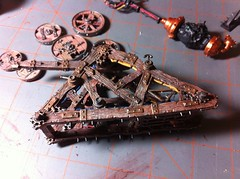 Warp Lightning Cannon (benjibot) Tags: painting fantasy warhammer skaven warplightningcannon