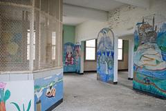 Kingsland Hospital Center 2012. (porc3laind0ll) Tags: abandoned insane exploring vacant colored asylum decayed psychiatric ue statehospital