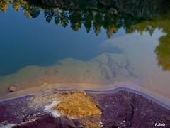 Colores y Reflejos (Pedrali) Tags: minas huelva colores minerales 1454mm pedrali olympuse3 minaconcepción