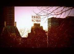 Essex House, New York (Wagsy Wheeler) Tags: newyorkcity usa newyork sign hotel centralpark centralparksouth jumeirah essexhouse jumeirahessexhouse marriottsessexhouse