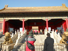 January 1-2 179 (MinnesotaSon) Tags: beijing forbiddencity palacemuseum gateofheavenlypurity