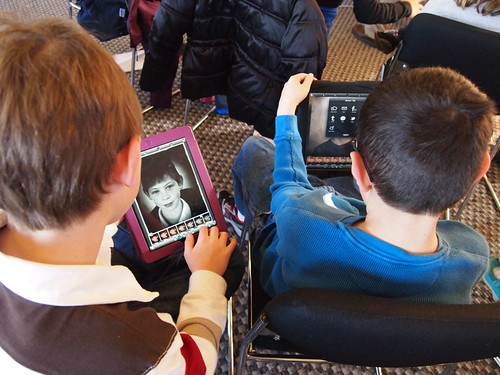 Technology Is Not Just A Tool It Can Give Learners A: Moving At The Speed Of Creativity
