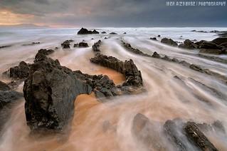 Itsasoarekin dantzan / Bailando con el mar