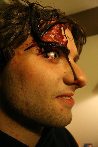 Bloody Face - DavidChristianFilms