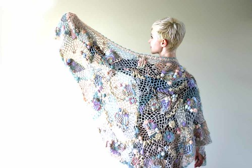 Freeform Garments by Prudence Mapstone