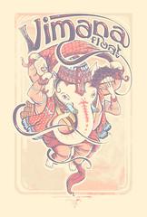 Vimana Float (Tolagunestro) Tags: poster flying ganesh vimana tolagunestro lucasdealcantara