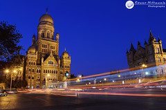 Brihanmumbai Municipal Corporation, Mumbai - India ( Rizwan Mithawala) Tags: blue light red orange india heritage architecture evening town twilight nikon downtown traffic taxi indian victorian skylight trails s wm structure corporation bombay bluehour nikkor mumbai vt municipal bmc cst rizwan azadmaidan brihanmumbai hajhouse brihanmumbaimunicipalcorporation nikkor1855mmvr 50pc d5100 rizwanmithawala mithawala nikond5100 longexposuredsc0017camstdawb whtneutrl midpuller globlightexcept lowerbmcpart trailsroad