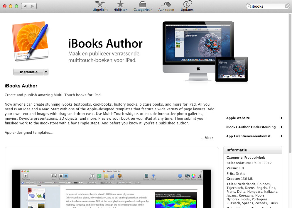 The World's Best Photos of ibooks and mac - Flickr Hive Mind
