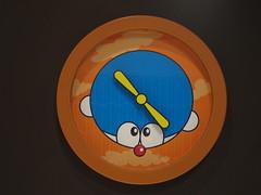 Doraemon Clock Takecopter Style (SkylineGTR) Tags: road smile airport sapporo hokkaido doraemon  chitose  img0183