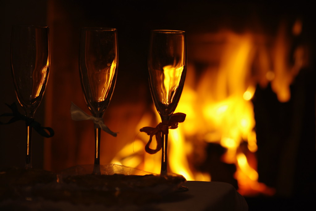 The world 39 s best photos of champagne and copas flickr - Chimeneas artificiales ...