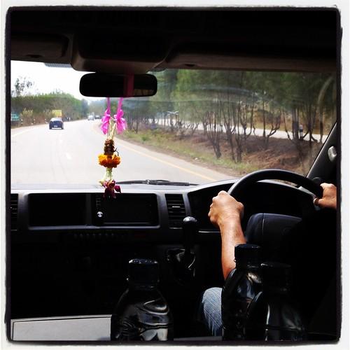 På väg till Koh Chang