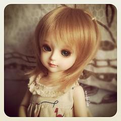Patricia (KADEE) Tags: doll gaby bjd customhouse angeai